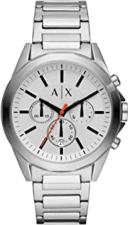 Armani Exchange Men's Chronograph Stainless Steel Watch AX2624