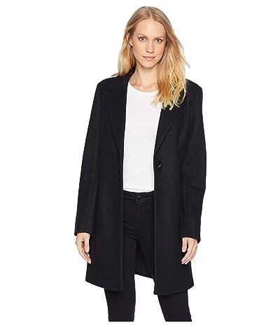 Sam Edelman Blazer Coat (Black) Women
