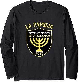 Beitar Jerusalem FC Soccer Football Shirt Israel La Familia