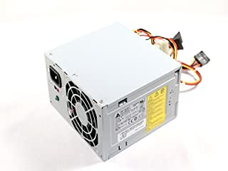 Genuine 250 Watt-300 Watt Power Supply Replacement. Features: 280 Watt-300 Watt Max Output, 100-127V or 200-240V Input, Dimensions: 5 7/8 W x 3 3/8 H x 5.5 D - Inches, For Dell Vostro 200 / 201 / 400 / 220 Mini Towers (not Slim towers!!), For Dell Inspiron 530 / 531 / 541 / 518 / 519 / 537 / 545 / 546 / 540 / 560 / 570 / 580 Mini Towers (not Slim towers!!), Connectors: 1 x 24-Pin Motherboard Connector / 4 x SATA Connectors / 1 x 4-Pin ATX Connector / 1 x 4-Pin Floppy Connector /1 x 4-Pin Molex Connector, Replaces Part Numbers: V7K62, 9V75C, C411H, CD4GP, D382H, DVWX8, FFR0Y, GH5P9, H056N, H057N, HT996, J036N, K932C, N183N, N184N, N189N, N383F, N385F, P981D, PKRP9, R215C, R850G, R851G, RJDR3, XW596, XW597, XW598, XW599, XW600, XW601, Y359G, YX309, YX445, YX446, YX448, YX452, 6R89K, F77N6, R850G, R851G, YX309, DG1R8, Replaces Model Numbers: Similar Model numbers: DPS-250-AB-22 E, PY.25009.014, DPS-300AB-24 G, DPS-300AB-24 B, HP-P3017F3, D300R002L, HP-P3017F3 LF, PS-5301-08, DPS-300AB-47, PS-6301-6, HP-P3017F3 3LF, DPS-300AB-36 B, ATX0300D5WB Rev X3, HP-P3017F3P, DPS-300A B-26 A, 04G185015510DE, PC6037, PS-6301-6, DOS-300AB-36B, PS6301-02, PA-5301-08, DPS-200AB-26, 04G185015610DE, DPS-300AB-24B, DOS-300AB-36B, PC6037, D300R002L, DPS-530XB-1A, DPS-530VB-1A, PS-6351-2, ATX0350P5WA, DPS-350XB-2 A, DPS-350VB C, CPB09-001B, ATX0350D5WA, ATX0350D5WC, Manufacturers: Bestec, Liteon, Hipro, Delta.