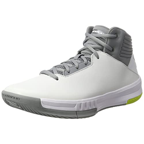 Under Armour Mens Lockdown 2 Basketball Shoe