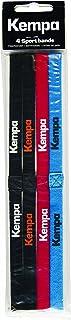 Haarbänder VPE 4 - Paquete de Bandas deportivas, surtido: colores aleatorios