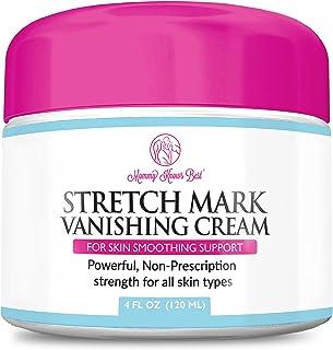 Stretch Mark Cream for Pregnancy & Scar Removal Cream - Stretch Mark Remover Cream & Scar Cream - Shea & Cocoa Butter Stre...