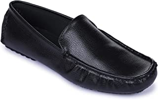 Gliders (from Liberty) Men's Black Moccasins