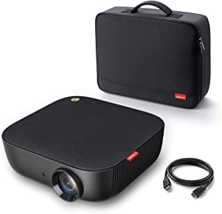 Nebula by Anker Prizm II Combo 3600 Lux Native Full HD 1080p LED Projector, Dual Bass Speakers, Horizontal & Vertical Keys...