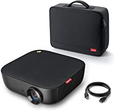 $259 Get Nebula by Anker Prizm II Combo 200 ANSI Lumen Full HD 1080p LED Multimedia Projector, 40 to 120 Inch Image Movie Projector, Dual Speakers, Keystoning, Video Projector—HDMI Cable and Case Included