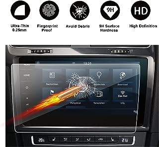 8 Pouces RUIYA Protecteur d/écran en Verre tremp/é pour syst/ème de Navigation 2019 Volkswagen T‑Cross,Cristal Clair HD Film Protecteur
