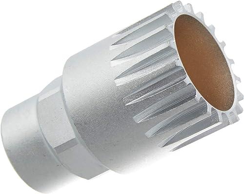 Chiave estrattore super b movimento centrale shimano sunrace calotta cartuccia