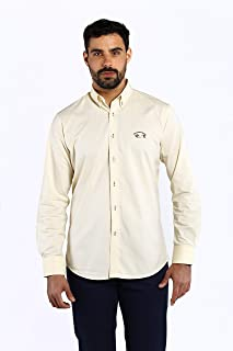 THE TIME OF BOCHA Camisa Hombre Polera Manga Larga KV1POL-102