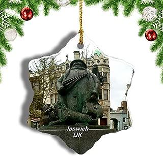 corner christmas tree uk