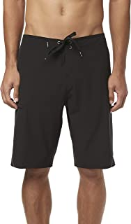 O'NEILL Men's Water Resistant Hyperfreak Stretch S-Seam Swim Boardshorts, 21 Inch Outseam