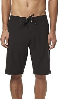 Men's Water Resistant Hyperfreak Stretch S-Seam Swim Boardshorts, 21 Inch Outseam
