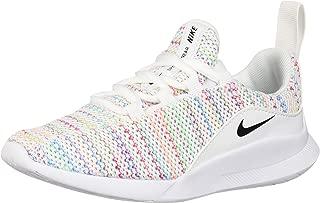 Nike Boys' Viale Space Dye (PS) Sneaker White/Black - Laser Fuchsia 10.5C Regular US Little Kid