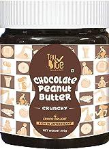 Trubite Chocolate Peanut Butter (Crunchy) | High in Protein | Goodness of Dark Chocolate | No Cholesterol | Rich in Antiox...