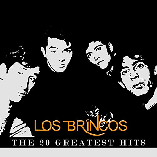 Los Brincos - The 20 Greatest Hits