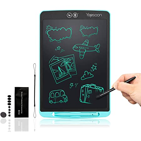 Zippem Children 6.5 in LCD Writing Tablet Electronic Drawing Pads Doodle Board Drawing /& Sketch Pads