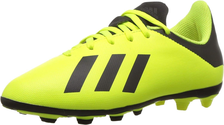Adidas X 18.4 FxG Cleat Kid's Soccer