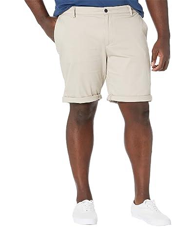 Johnny Bigg Charlie Canvas Shorts (Stone) Men