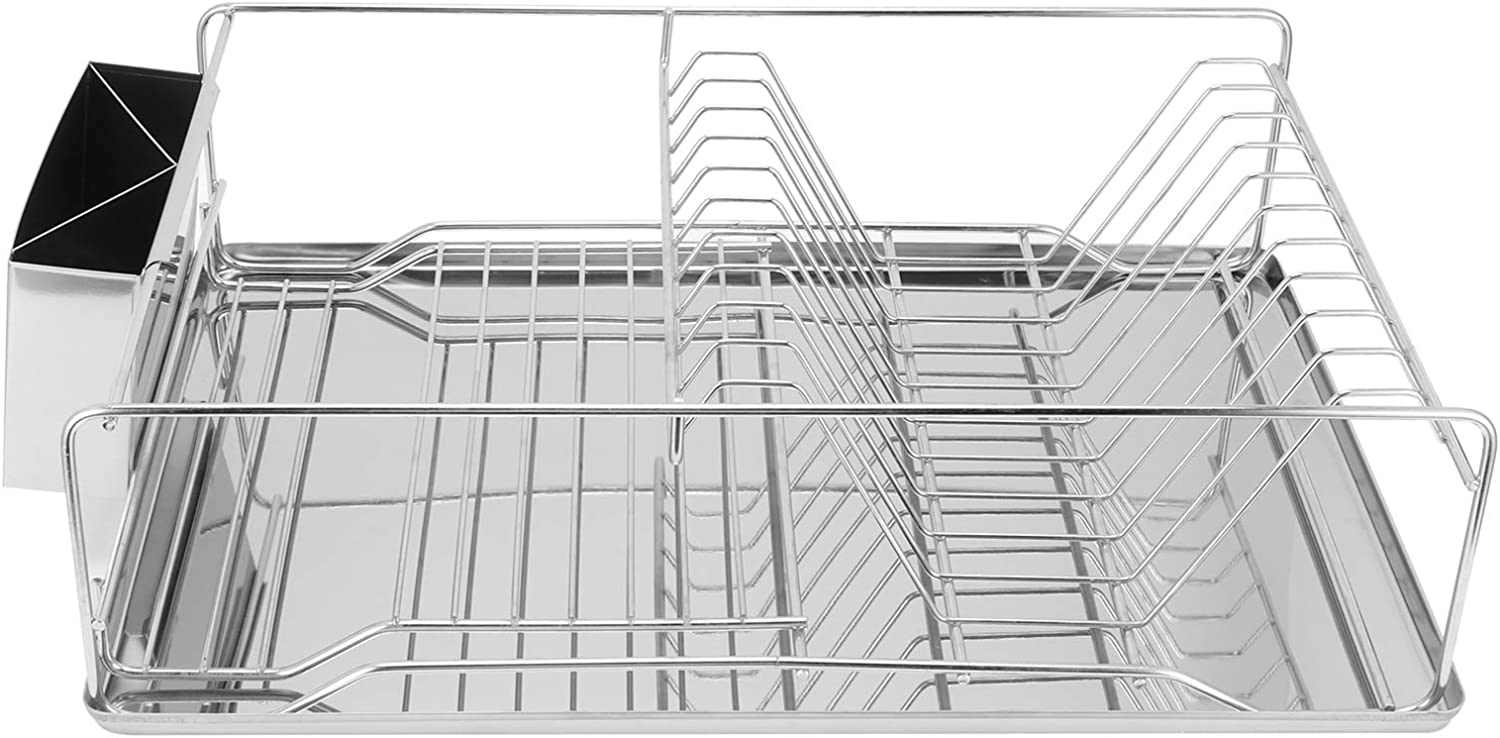 Drainer Shelf Dish Storage Rack Cutlery with Compact Adjustable Lowest price challenge Cheap SALE Start