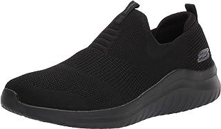 سكيتشرز سكيتشرز أحذية الترا فليكس 2. 0 ميركون رجالي بدون كعب