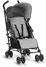 Silver Cross Zest Cochecito compacto y ligero totalmente reclinable bebé a niño pequeño – Plata
