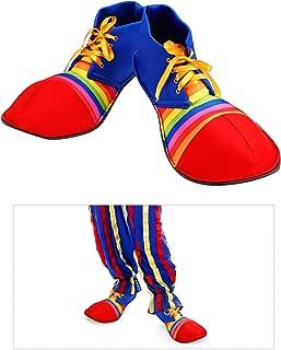 Best fancy dress clown shoes Reviews