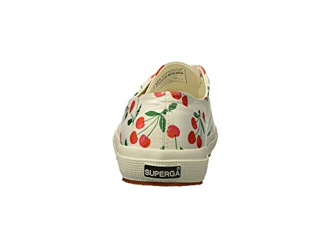De Multicherry 2750 Múltiples Satinfantw Patfloral Superga Negro gaIRU