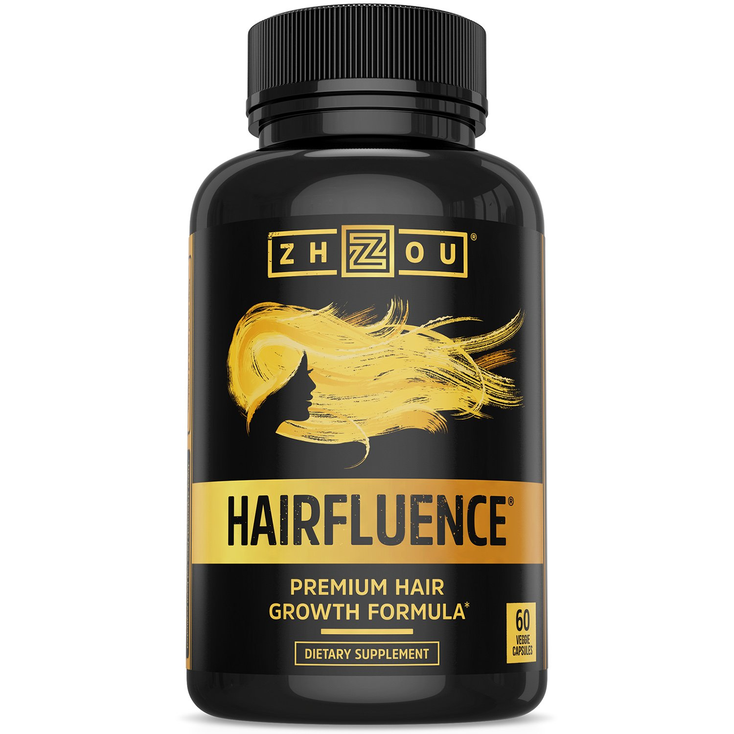 HAIRFLUENCE Stronger Healthier Scientifically Formulated