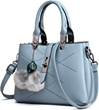 Miss Lulu Purses and Handbags for Women Totes Crossbody Shoulder Bags Top-handle Bags