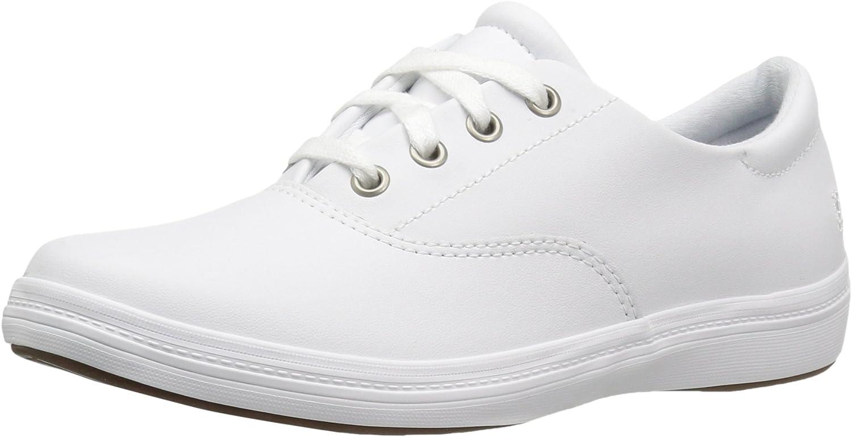 Damen Janey Ii Turnschuh, Weiß Leather, 38.5 EU