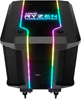 Cooler Master Wraith Ripper CPU Cooling System - ARGB Dual Tower Heatsink, 7 Heat Pipes for Full AMD Ryzen Threadripper Coverage