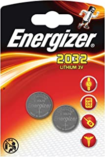 30 x Energizer CR2032 Coin Battery Batteries Lithium 3V for Watches Torches Keys