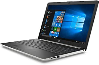 2018 HP 17.3 Inch HD+ High Performance Laptop | Intel Core i5-8250U Quad Core | 16GB RAM | 256GB M.2 SSD+ 1TB HDD | Intel UHD Graphics 620| Webcam | Windows 10 | silver color