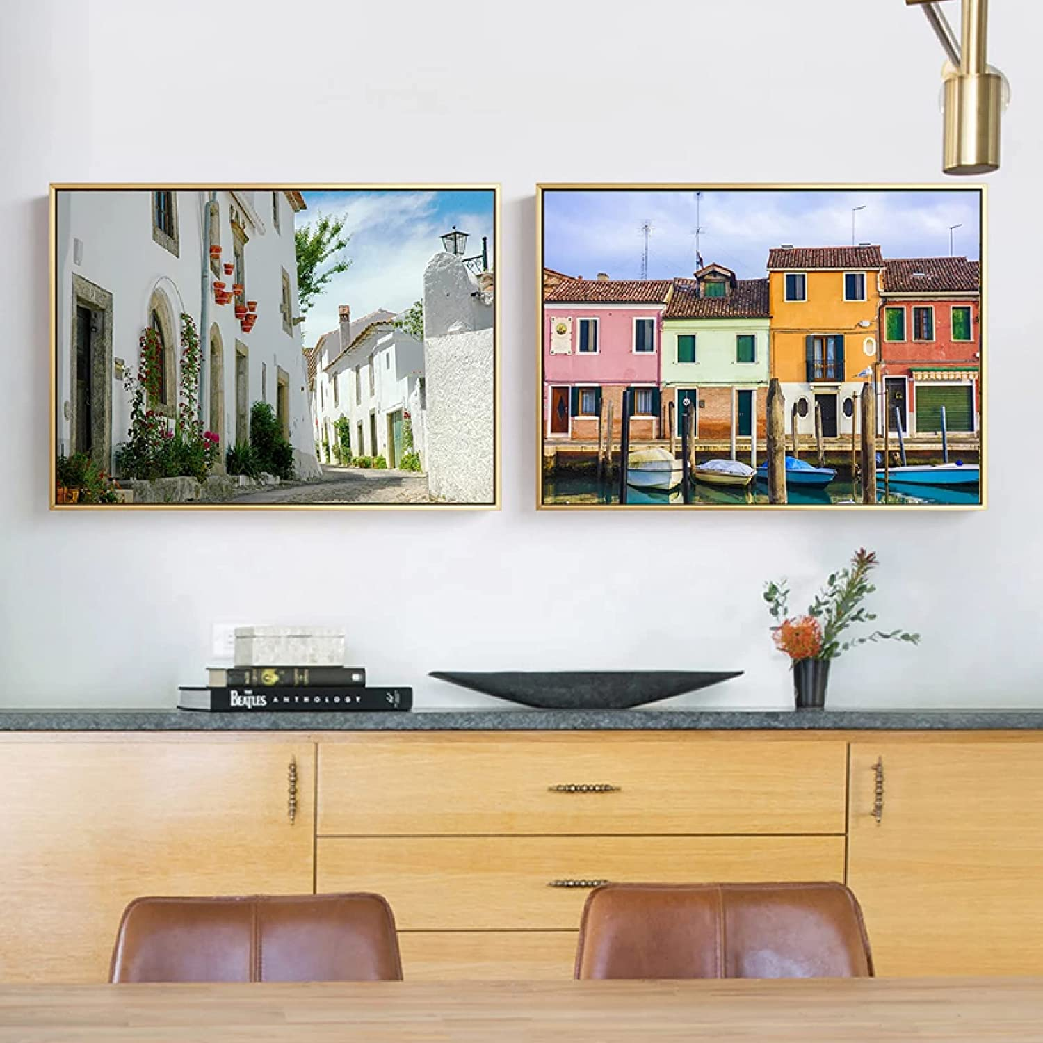 kakyd Architecture House New Free Shipping Building Poster Ar Canvas Limited time trial price Painting Wall