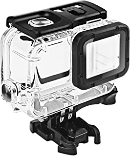 FitStill Waterproof Housing for GoPro Hero 2018/7/6/5 Black, Protective 45m Underwater Dive Case Shell with Bracket Access...