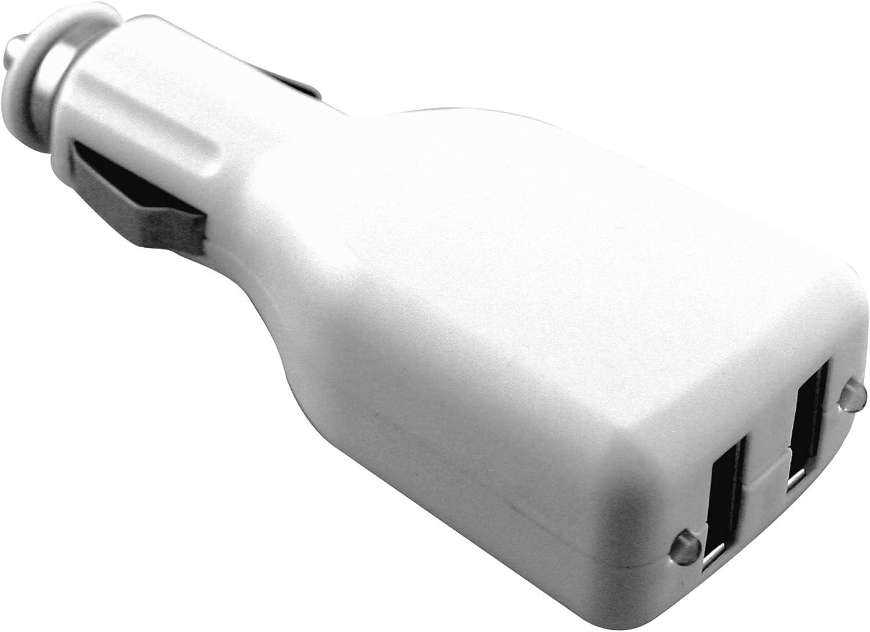 Sentry AP042 Auto Pro Universal 2-Port USB Power Jack
