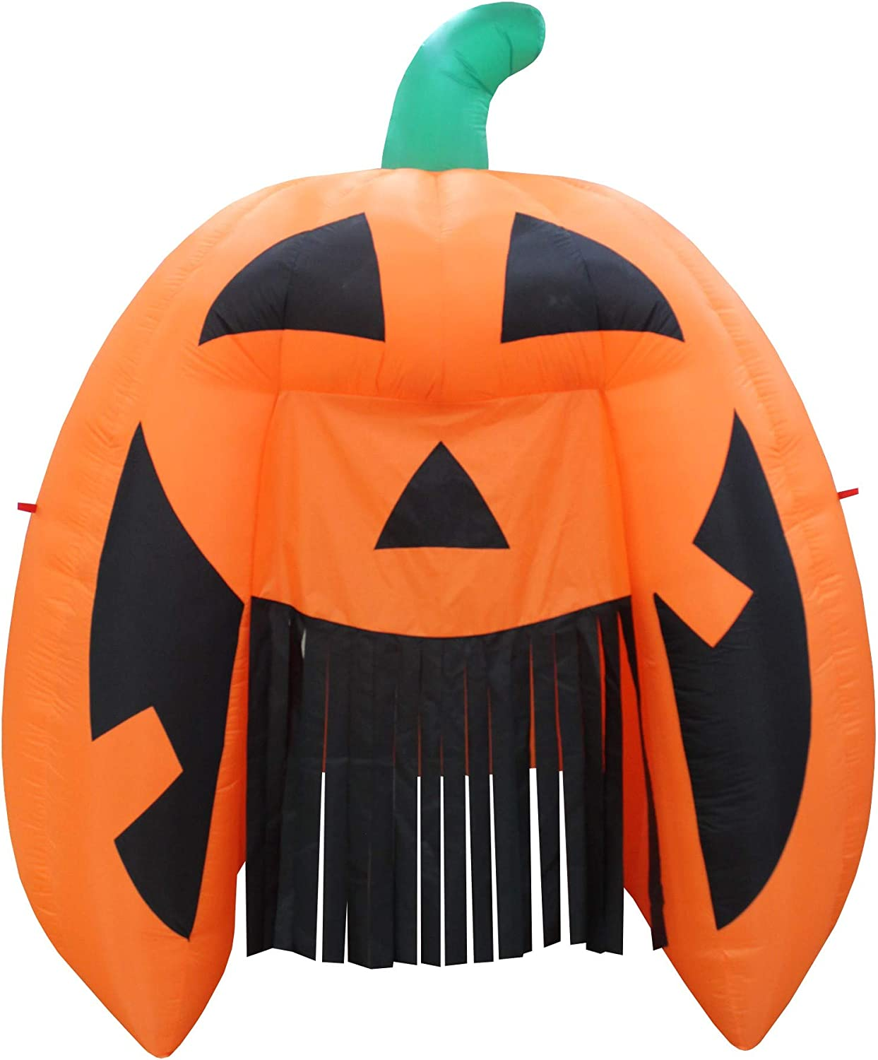 BZB Goods Giant 8 Foot Fixed price for Detroit Mall sale Monster Tall Halloween Inflatable Pumpkin