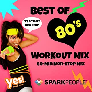 SparkPeople: Best of 80's Workout Mix