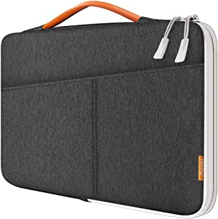 Acoki Laptop Sleeve for 13-13.3 inch, Multi-pocket Waterproof Notebook Case with Portable Handle, 13-13.3 Notebook bag for...