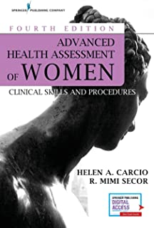 Advanced Health Assessment of Women, Fourth Edition: Clinical Skills and Procedures - Brand New Chapter - Highly Rated Women's Health Review Book