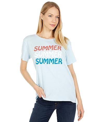 Billabong Summer Forever Short Sleeve Boyfriend Tee