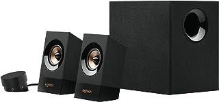 comprar comparacion Logitech Z533 2.1 Sistema de Altavoces 2.1 con Subwoofer, Sonido Potente, 120W de Pico, Graves Potentes, Entradas Audio 3....