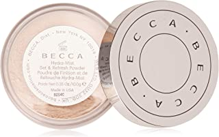 Becca Hydra-Mist Set and Refresh Powder for Women, 0.35 Ounce
