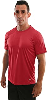 Admiral Men's Performance Soccer Jersey Youth Large Red