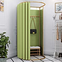 YXYECEIPENO Clothing Store Fitting Room Simple Temporary Changing Room Thicken Shading Fabric to Protect Your Privacy Easy...