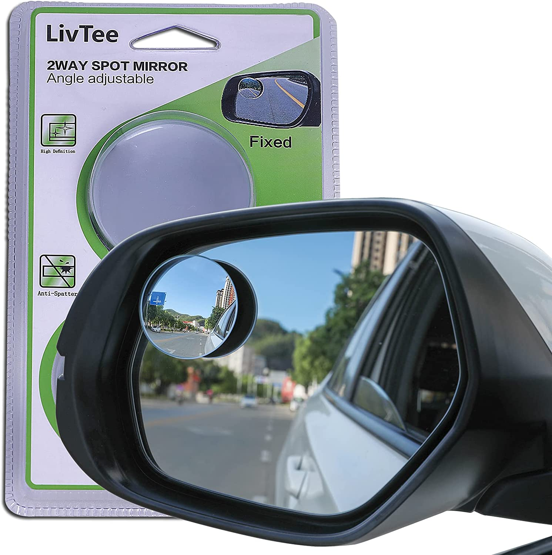 LivTee Blind Spot Mirror, 2