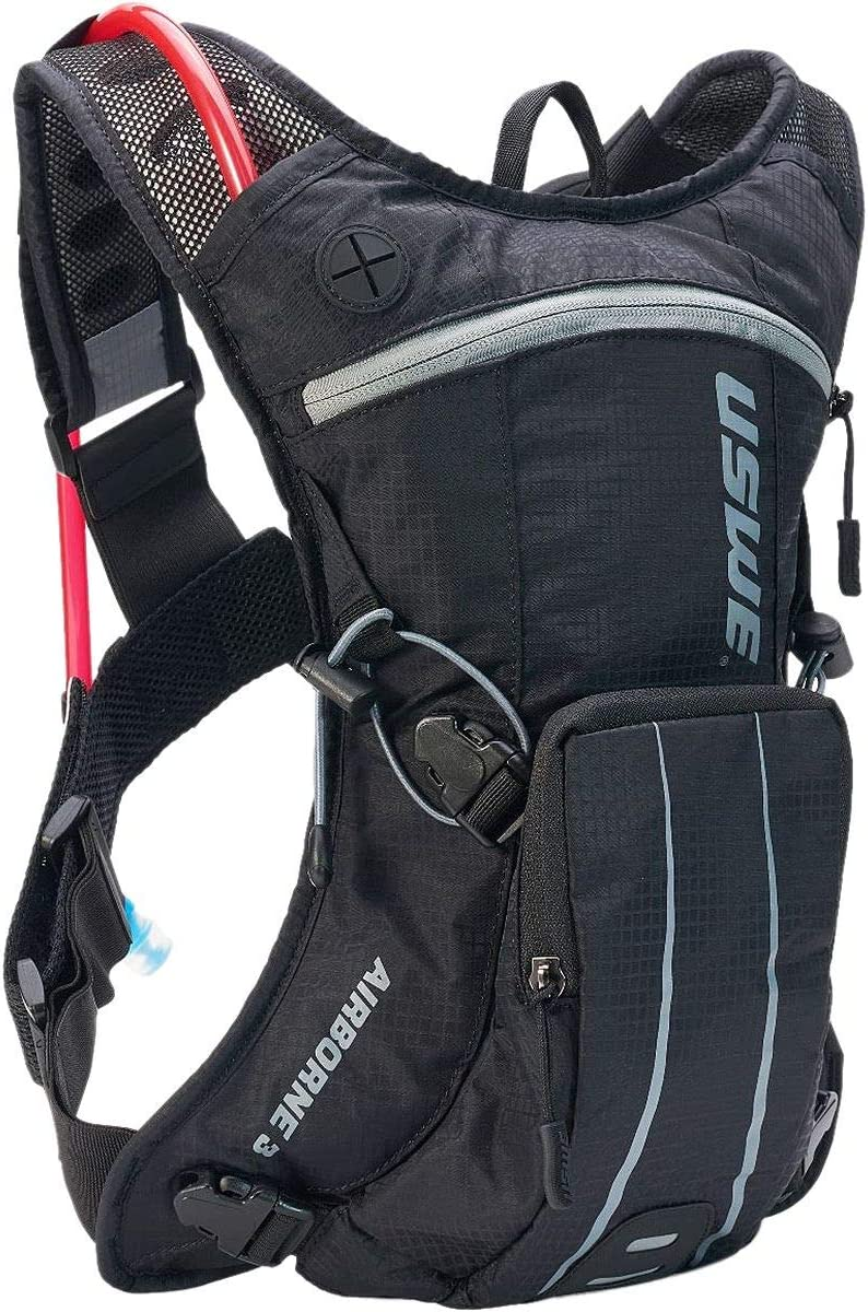 USWE Airborne Topics on TV 3L Cheap mail order shopping Hydration Pack