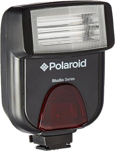 lowest Polaroid PL-108AF Studio Series Digital sale Auto Focus / TTL outlet sale Shoe Mount Flash For Fujifilm X-A2, X100T, X30, X-T1, S1, X-E2, X-A1, X-M1, X100S, X20 Digital Cameras online sale