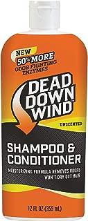 Dead Down Wind Shampoo & Conditioner 12 oz Unscented...