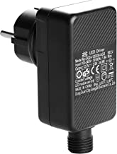 Aourow tuinverlichting LED adapter,IP44 LED driver voor tuinverlichting 12V